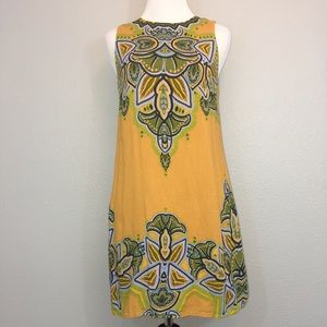 Urban Outfitters Ecote open back shift dress M